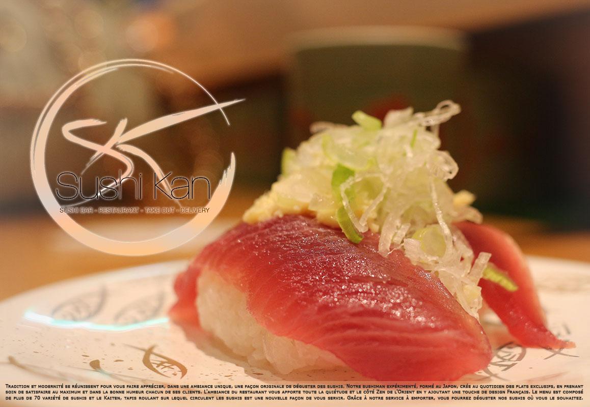 sushi kan