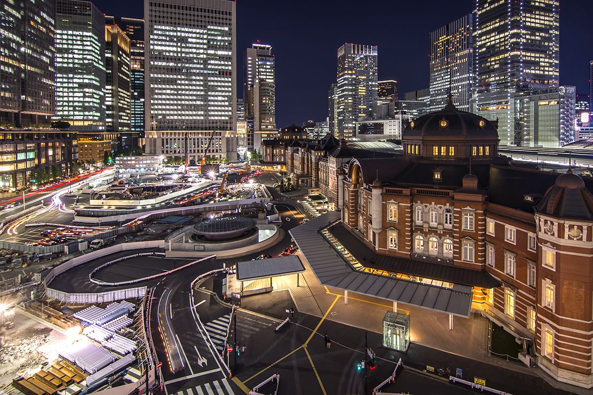 tokyo station expo 1.0