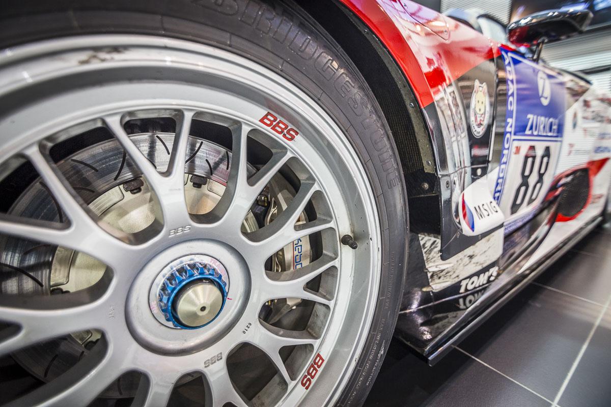 Salon auto Toyota