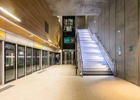 ligne b métro rennes semtcar star